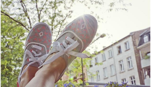 DIY-Sneakers-Gegenlicht-Filter-Rahmen