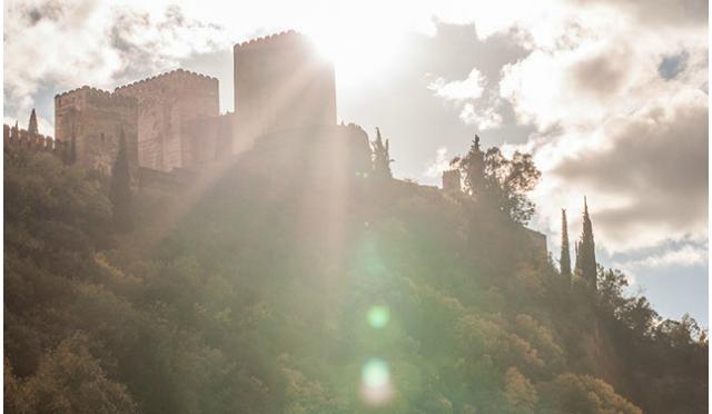 Granada-Alhambra-Rahmen