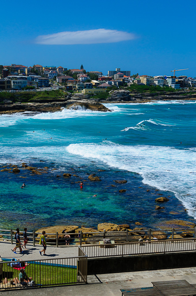 Rockpool at Bronte Beach in Sydney