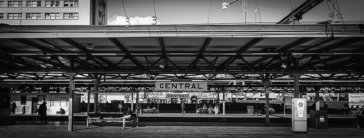 Central Station Sydney Platform