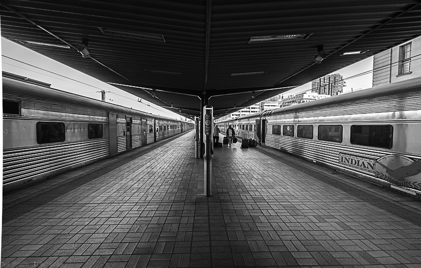 Street Photography Sydney Central Station