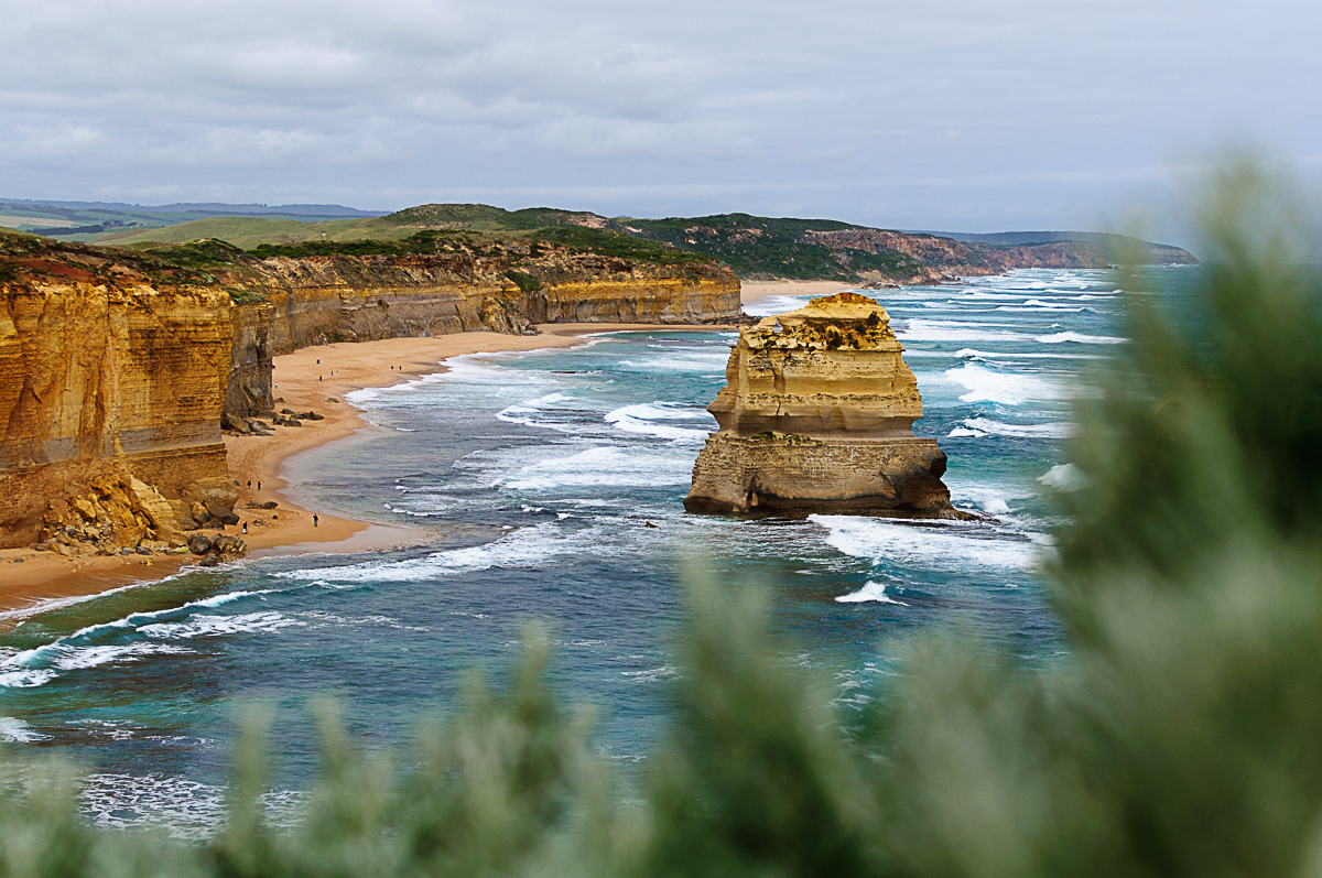 Great Ocean Raod Scenery Victoria