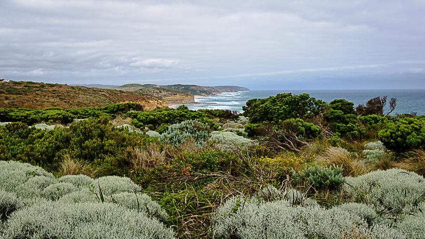 Great Ocean Road Scenery