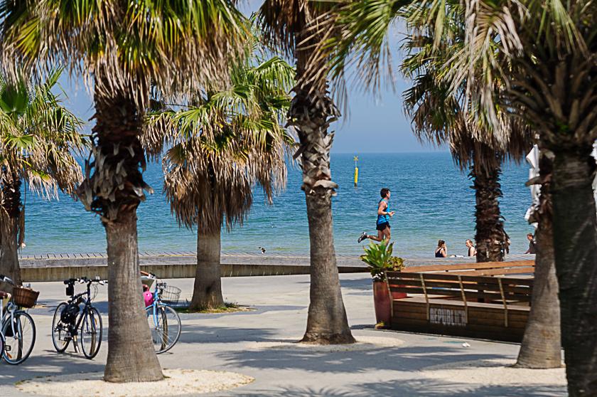 St Kilda Promenade Melbourne