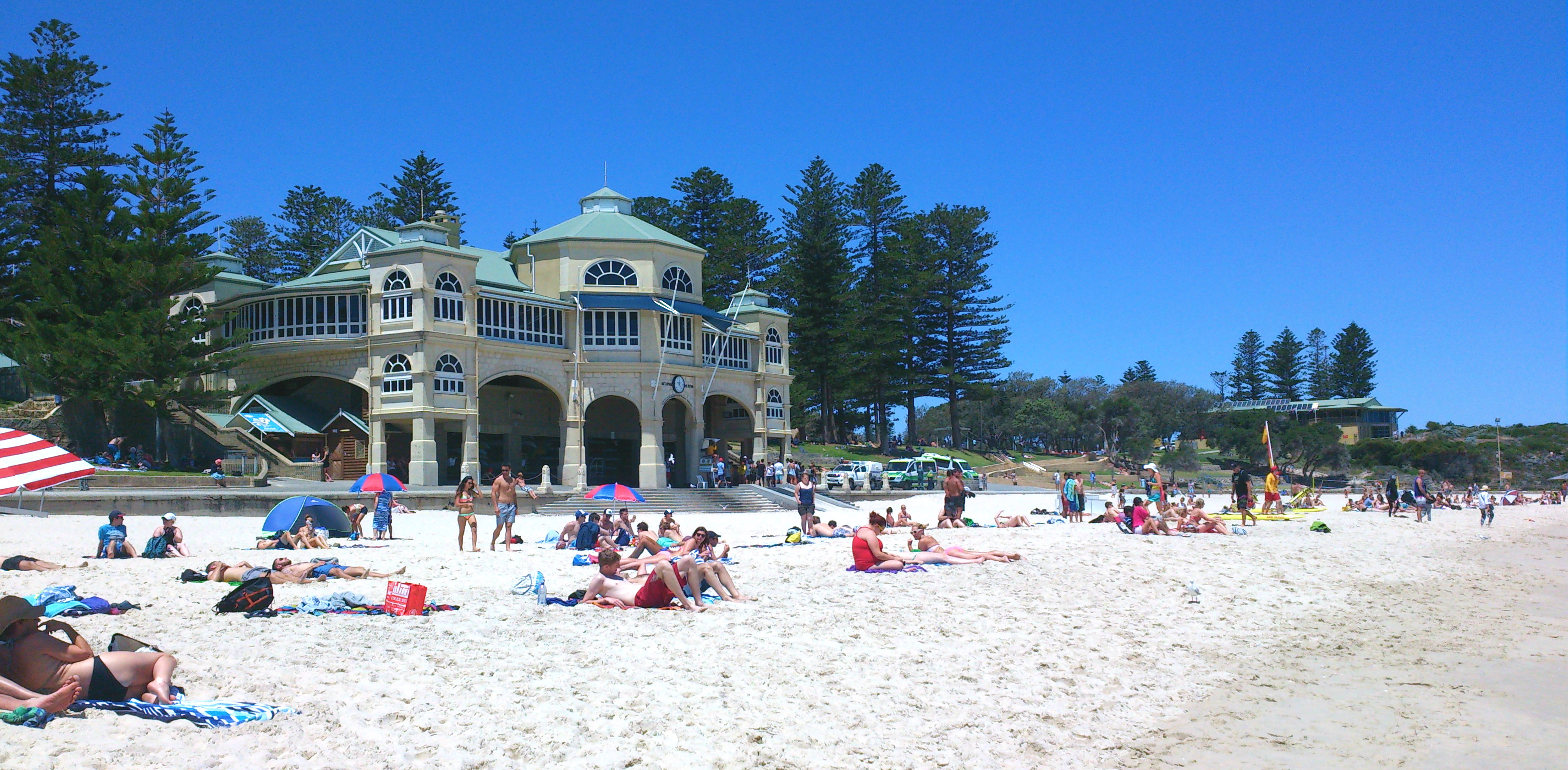Cottesloe Beach Pavillion